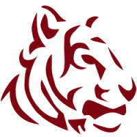 LG Tigerkopf rot ohne kreis transparent